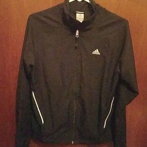 Black Adidas Jacket Women's Adult Medium